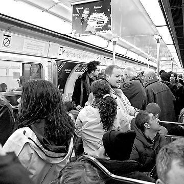 Metro! by vicpug