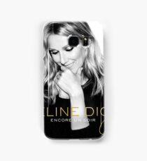 Celine Dion Tour 2017 USA Samsung Galaxy Case/Skin