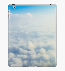 Beautiful Landscape Of Earth Clouds And Blue Horizon iPad Case/Skin