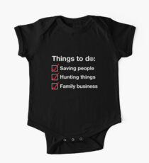 To do List Kids Clothes