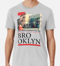 Brooklyn Urban Men's Premium T-Shirt