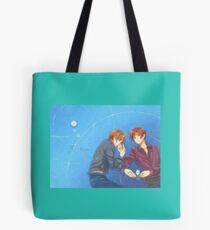 Italian brother Tote Bag