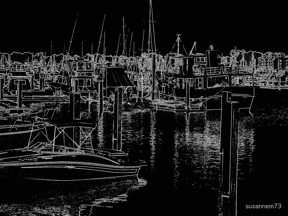 Marina Boats  by suzannem73