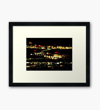 Hollynight Framed Print