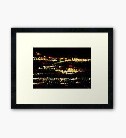 Hollynight Framed Print