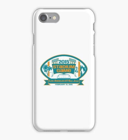 2015 SJ Stadium Game iPhone Case/Skin
