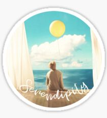 MUSIC BTS - JIMIN SERENDIPITY Sticker
