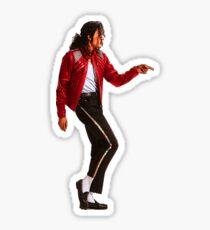 Michael jackson is the new t-shirt Sticker