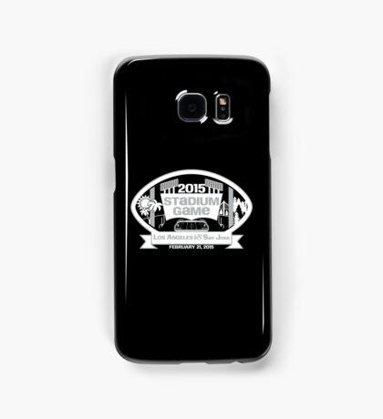 2015 Stadium Game - White Text Samsung Galaxy Case/Skin