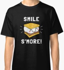 Smile S'more Classic T-Shirt