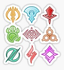 Guild Wars 2 - Specialization Pack 2 Sticker
