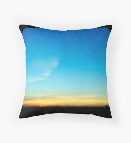 Rest Throw Pillow