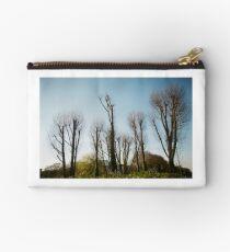 Bare Trees Studio Pouch