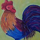 MR. ROOSTER by Terri Holland