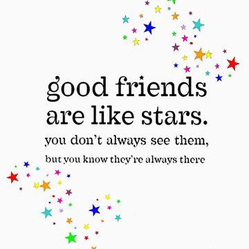 Good Friends by Sciryn