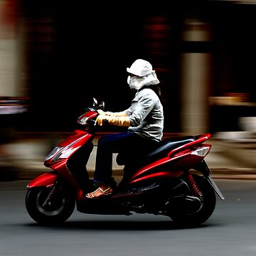Vietnam Motorcycle by ccchan27