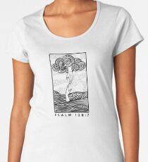 Psalm 138:7  Women's Premium T-Shirt