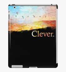 Clever iPad Case/Skin