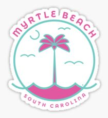 MYRTLE BEACH Sticker