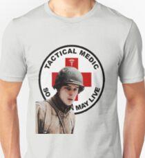 Eugene Roe Medic Unisex T-Shirt