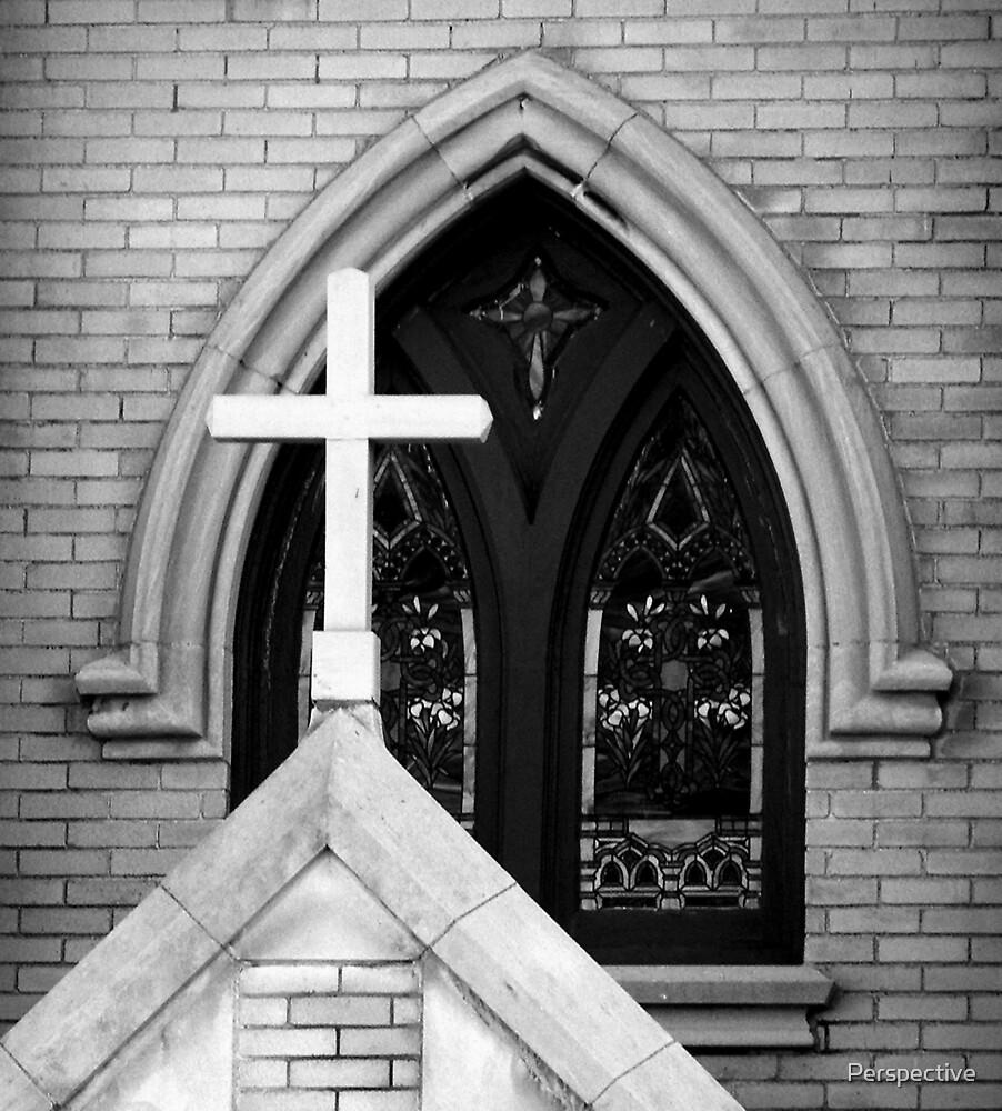 Edenside Cross by Perspective