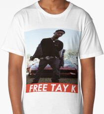 FREE TAY K Long T-Shirt