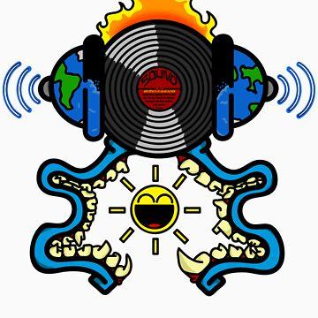 Birth Of Sound by ComradeMax