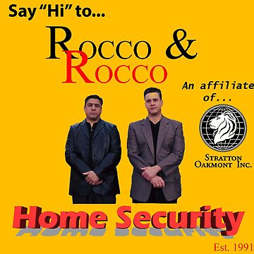 Rocco and Rocco Home Security by Xdirtydan304x