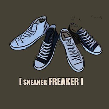 sneaker freaker  2? by specifikreazon7