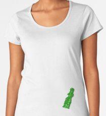 Gummi - Low back position Women's Premium T-Shirt