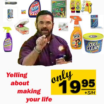 Billy Mays...a hero by forcwithu