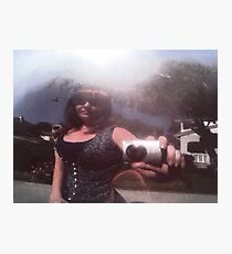 Distortion Photographic Print