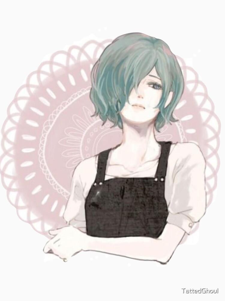 : Touka Kirishima : by TattedGhoul