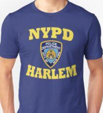 Camiseta unisex NYPD Harlem