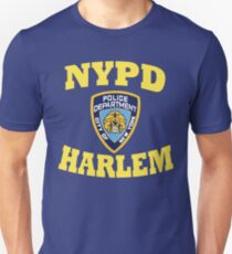 NYPD Harlem  T-Shirt