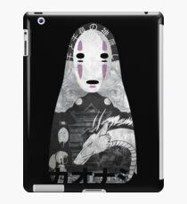 No Face Bathhouse  iPad Case/Skin
