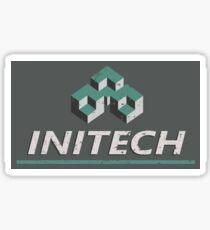 Office Space - Initech Sticker