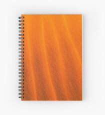 Shifting Sand Spiral Notebook