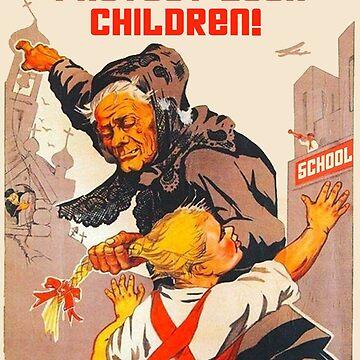 Religion ist Gift! Schütze deine Kinder! von dru1138