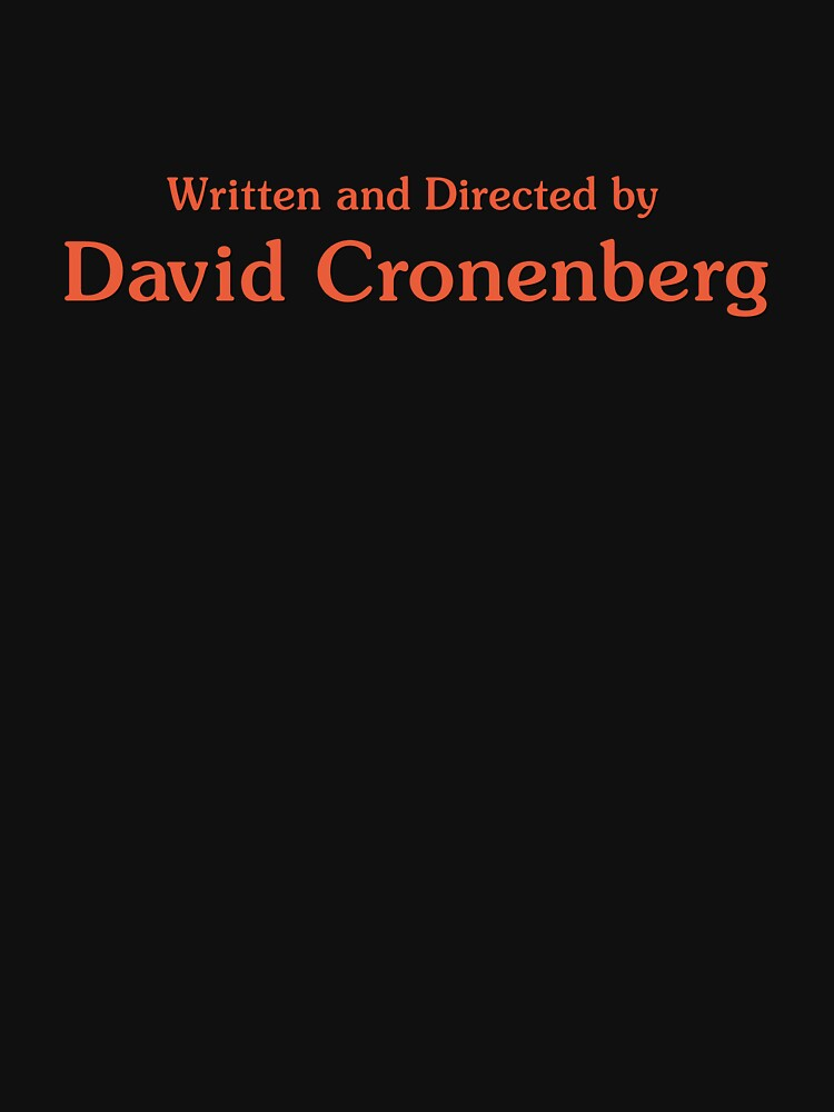 Videodrome   Directed by David Cronenberg by directees