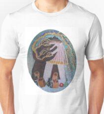 Electrospots,Tesla and Wife T-Shirt