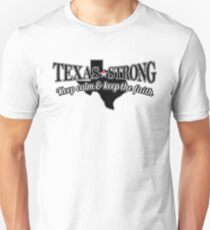 Texas Strong - Hurricane Harvey Relief Effort T-shirt Unisex T-Shirt