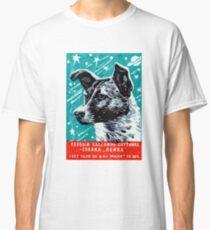1957 Laika der Space Dog Classic T-Shirt