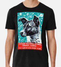 1957 Laika the Space Dog Men's Premium T-Shirt