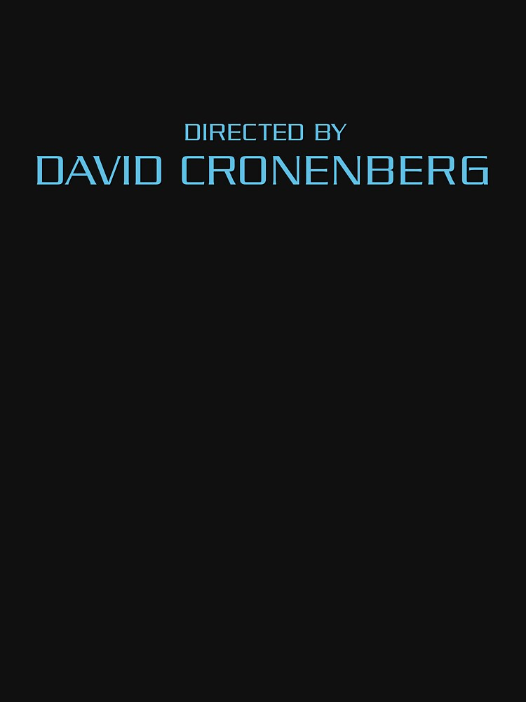 The Fly   Directed by David Cronenberg by directees