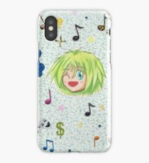 Chibi Izumi Witty Collage iPhone Case/Skin
