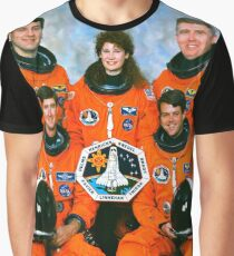 STS-78 CREW Graphic T-Shirt