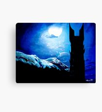 Orthanc Rescue Canvas Print