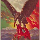 Mexican Anti-fascist poster (1942) by dru1138