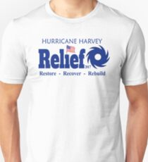 Texas Strong - Hurricane Harvey Survivor Relief Effort T-shirt Unisex T-Shirt
